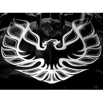 Stickers Vinil Aguila Trans Am, Firebird Calca
