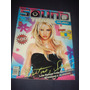 Britney Spears Revista Soundtrack 8 Stickers