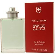 Hm4 Perfume Swiss Army Unlimited Victorinox Caballero 100ml