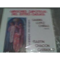 L.p.canciones Zapotecas