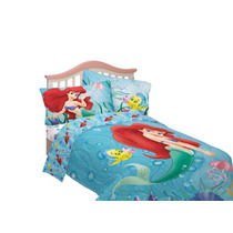 Set Princesa Princes Disney Cama Sabanas Funda Pm0
