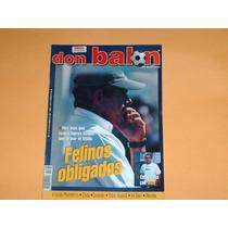 Revista Tuca Ferreti Tigres 2001 Don Balon