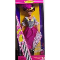 Barbie Francesa De Princesas Del Mundo
