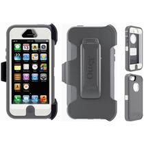 Case Otter Box Clip Cinturon Y Protector Iphone 5 Nuevo !