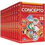 Enciclopedia Nuevo Concepto Educativo 9 Vols + 3 Cd Roms Lbf