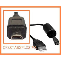 Cable Usb Transferir Datos Camara Nikon 3700 4100 4200 4600
