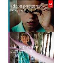 Adobe Photoshop Elements Y Premiere Elements 14 [descargar]