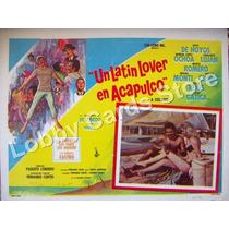 Lobby Cards , Carteles ,kitty De Hoyos, Peliculas