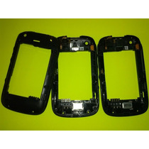 Blackberry 9320 Placa Media/chasis/middleboard/gomas