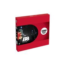 Platillo Marca Sabian B8 2-pack 14/18 Hats, Mod. 45002