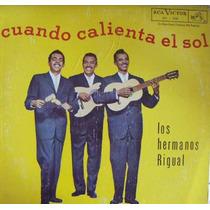 Afrontillana, Los Hermanos , Rigual ,lp12´, De Venezuela
