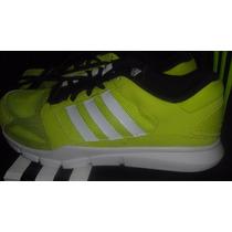 Tenis Adidas Essential P/correr 100% Originales De Adulto