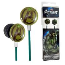 Audifonos Diseño Avengers Celulares Pc Tablet Videojuego