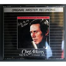 Chet Atkins Cd Doble Con Lo Mejor De Este Gran Guitarrista