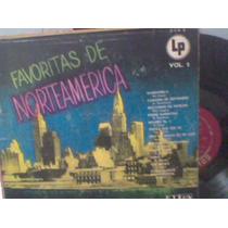 L.p. Acetato Favoritas De Norteamerica