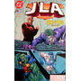 Jla Liga De La Justicia / Cards / Dc Comics Covers