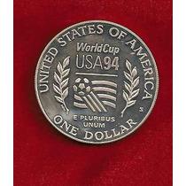 Usa 94 Moneda Conmemorativa Del Mundial De Futbol