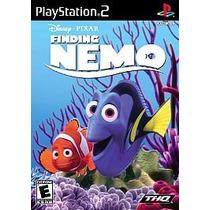 Finding Nemo Buscando A Nemo Ps2 En Ingles.