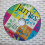 James  Runaground  Cd Sencillo Mexicano, Raro 1998