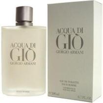 Hm4 Perfume Acqua Di Gio Giorgio Armani Caballero 200ml