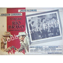 Lobby Cards,carteles, Joaquin Cordero, Peliculas