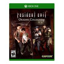°° Resident Evil Origins Collection Para Xbox One °° Bnkshop