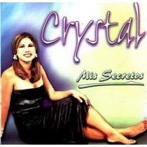 Cd Primer Edición Y Unica De Crystal: Mis Sueños 2001