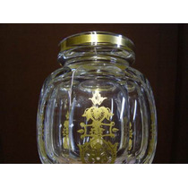 Botella Perfumero Cristal De Baccarat Empire France Original