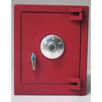 Caja Fuerte Metalica Tipo Alcancia, Abre Con Combinacion Lbf