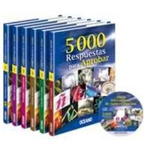 5000 Respuestas Para Aprobar Oceano 6 Vol 1 Cd-rom Editor