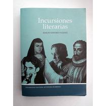 Incursiones Literarias De Adolfo Sánchez Vázquez Sp0