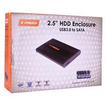 Gratis Envio Gabinete Usb 3.0 Disco Duro Laptop 3.5 Externo