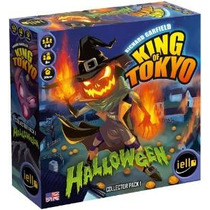 Rey De Tokio De Halloween De Expansión Del Juego De Mesa