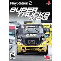Super Truck Racing Ps2