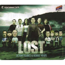 Lost Mouse Pad Para Computadora Figures & Bobble Heads