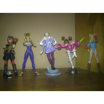 Bandai Hgif Capcom Gals Collection Girls