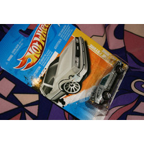 Delorean Time Machine Blister Largo Hot Weels