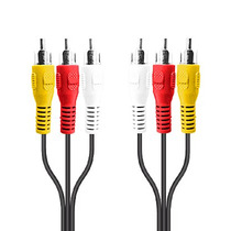 Cable Extension 3 Plug Macho Rca A 3 Plug Macho Rca 6 Metros