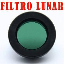 1$ Envio Filtro Lunar Astronomia Celestron Telescopio Ocular