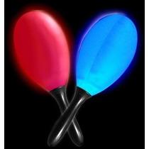 Luz Led Que Cambia Mostrar Maraca Increíble Color