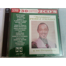 30 Exitos De Perez Prado(album De 2 Cds Originales)