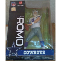 ### Mcfarlane Nfl Tony Romo 12 Pulgadas Dallas ###