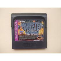Monster Truck Wars Sega Game Gear Sonic