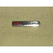 Vendo Emblema Tdi Sport Edition Para Jetta