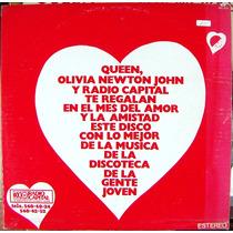 Rock Inter, Queen, Olivia Newton John Y Radio Capital, Lp12´