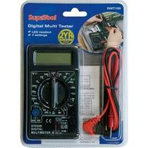 Eléctrica Tester - Herramientas Supatool Digital Multi Elec