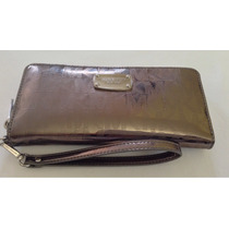Cartera Dama Mk Original Nickel