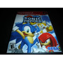 Playstation 2 Sonic Heroes Original