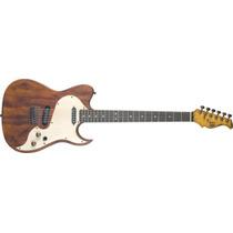 Mmu Guitarra Eléctrica Axl El Dorado Avejentada At-820-br