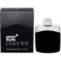Hm4 Perfume Legend Mont Blanc Caballero 100ml